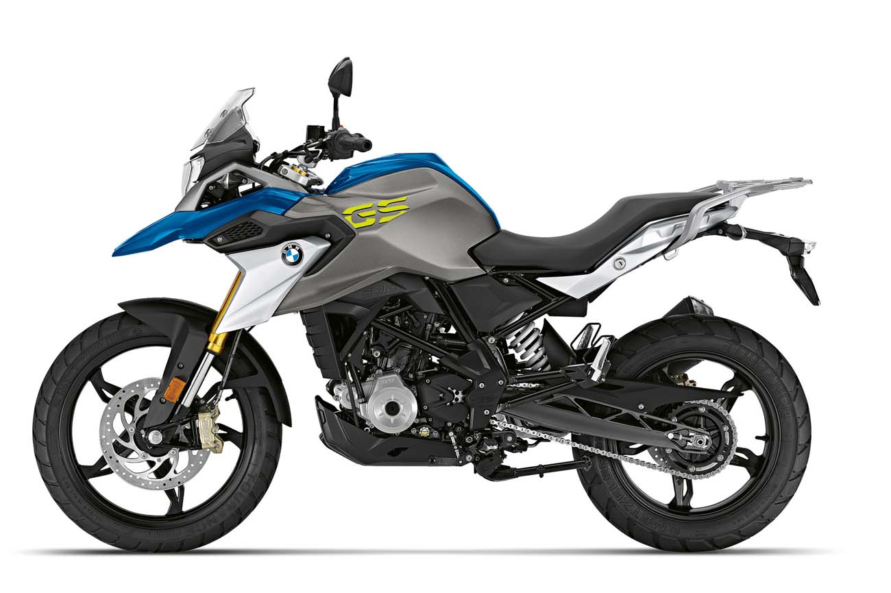 BMW G 310GS technical specifications
